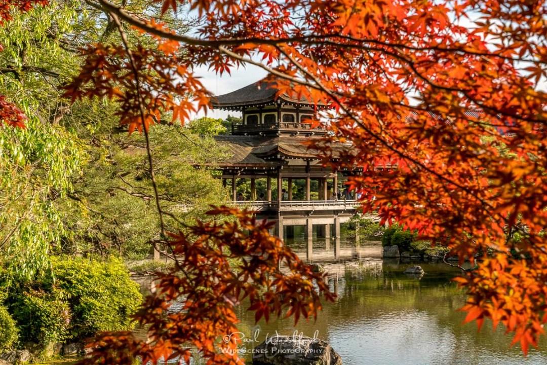 Heian Jingu Shrine Garden, Kyoto