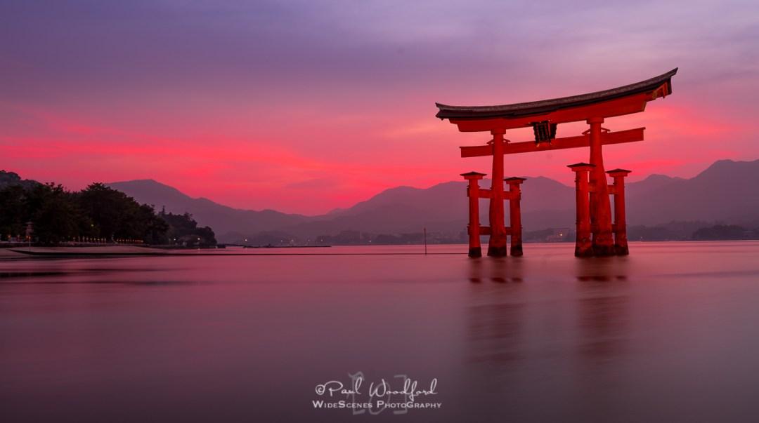 The Great Torii Gate, Miyajima Island
