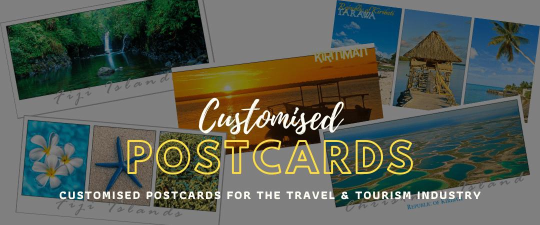 WideScenes Customised Postcards