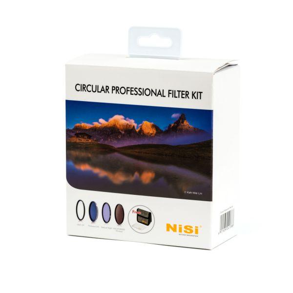 NiSi Circular Professional Filter Kit