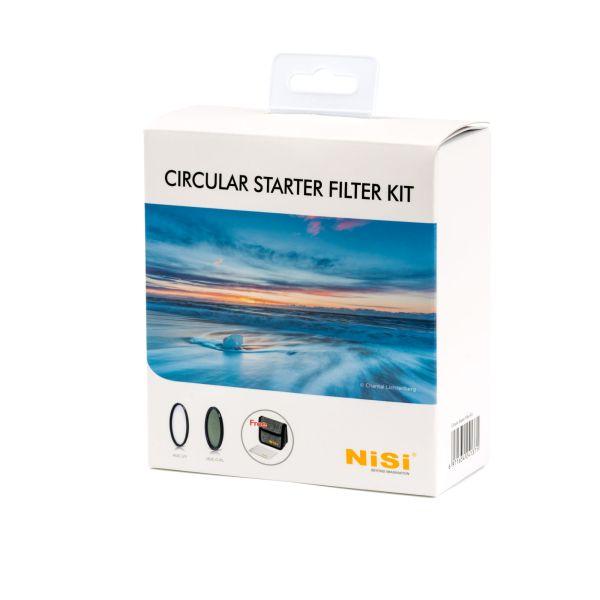 NiSi Circular Starter Filter Kit