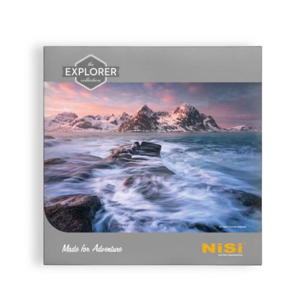 NiSi Explorer Collection 150x150mm Nano IR Neutral Density filter – ND1000 (3.0) – 10 Stop