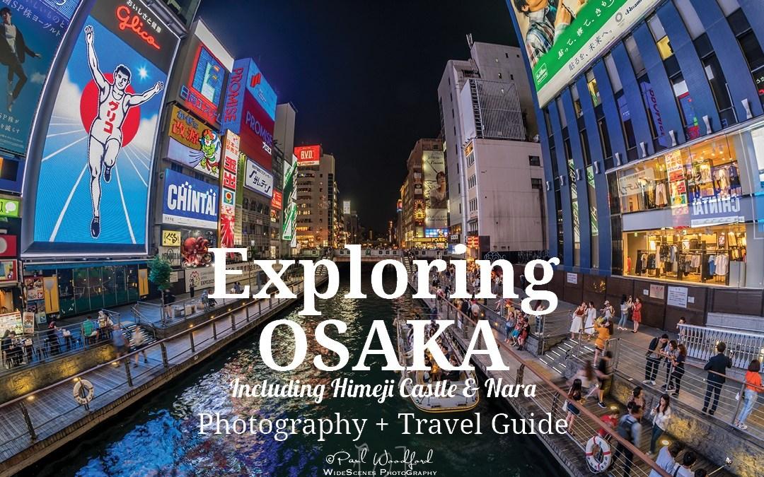 Exploring Osaka