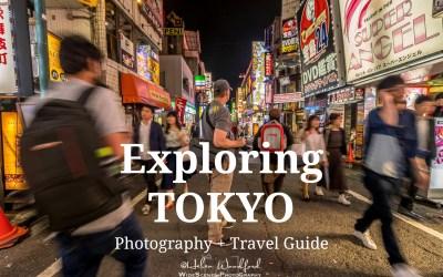 Exploring Tokyo