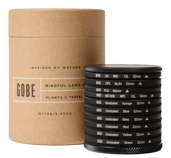 Gobe Collection Filter Kit - 1 Peak
