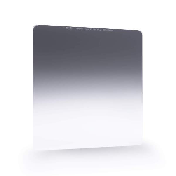 NiSi 150x170mm Nano IR Medium Graduated Neutral Density Filter – ND8 (0.9) – 3 Stop