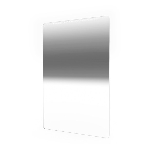 NiSi Explorer Collection 100x150mm Nano IR Reverse Graduated Neutral Density Filter – GND8 (0.9) – 3 Stop