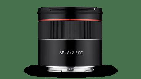 Samyang AF 18mm F2.8 FE – Tiny but Super Wide