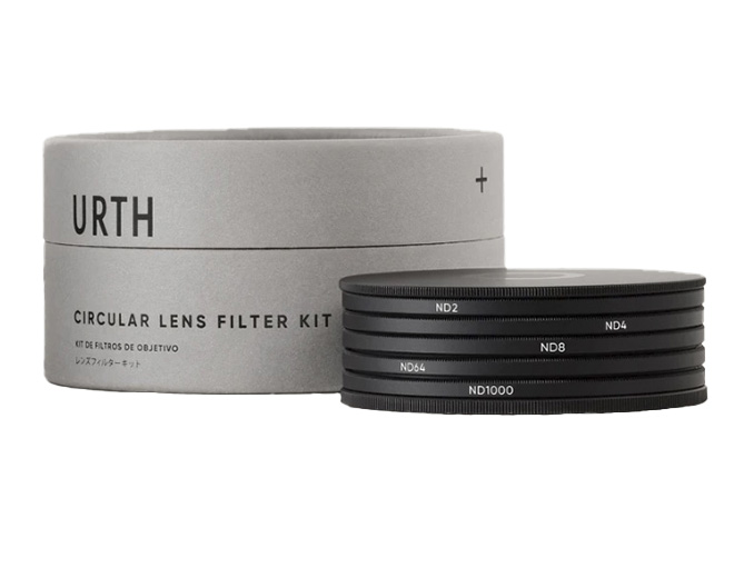 URTH - ND Coverage Filter Kit