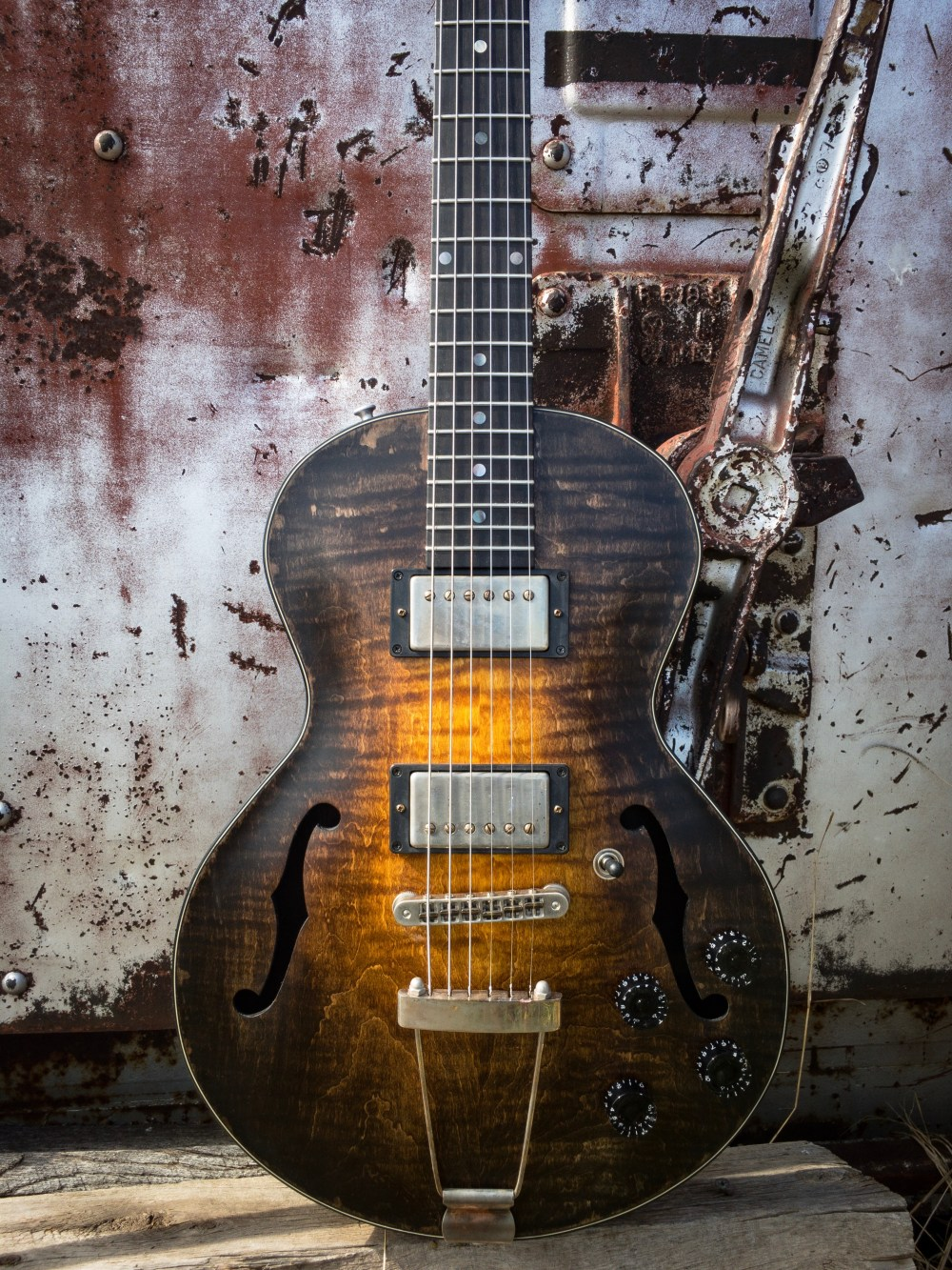 Wide Sky Goes Electric | Wide Sky Guitars