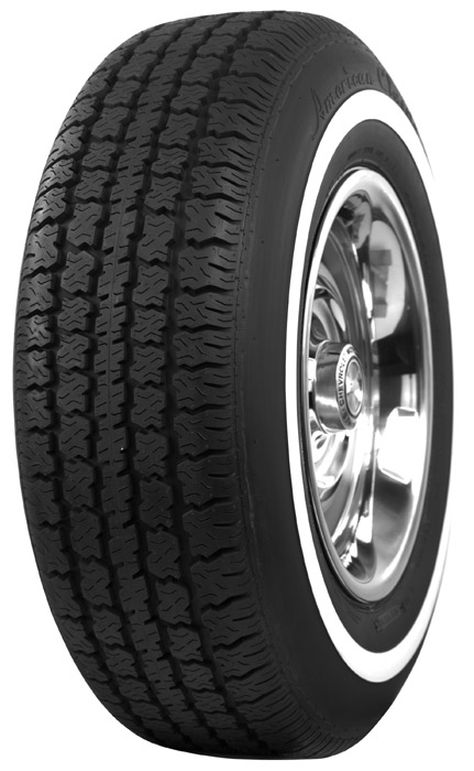 Inch 1 Wall Wide Tires White
