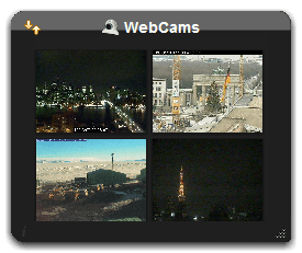 Webcams Screenshot