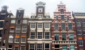 Fabulous architecture, Amsterdam