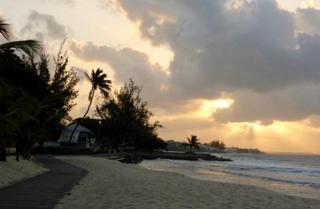 Bajan Sunrise on South Coast