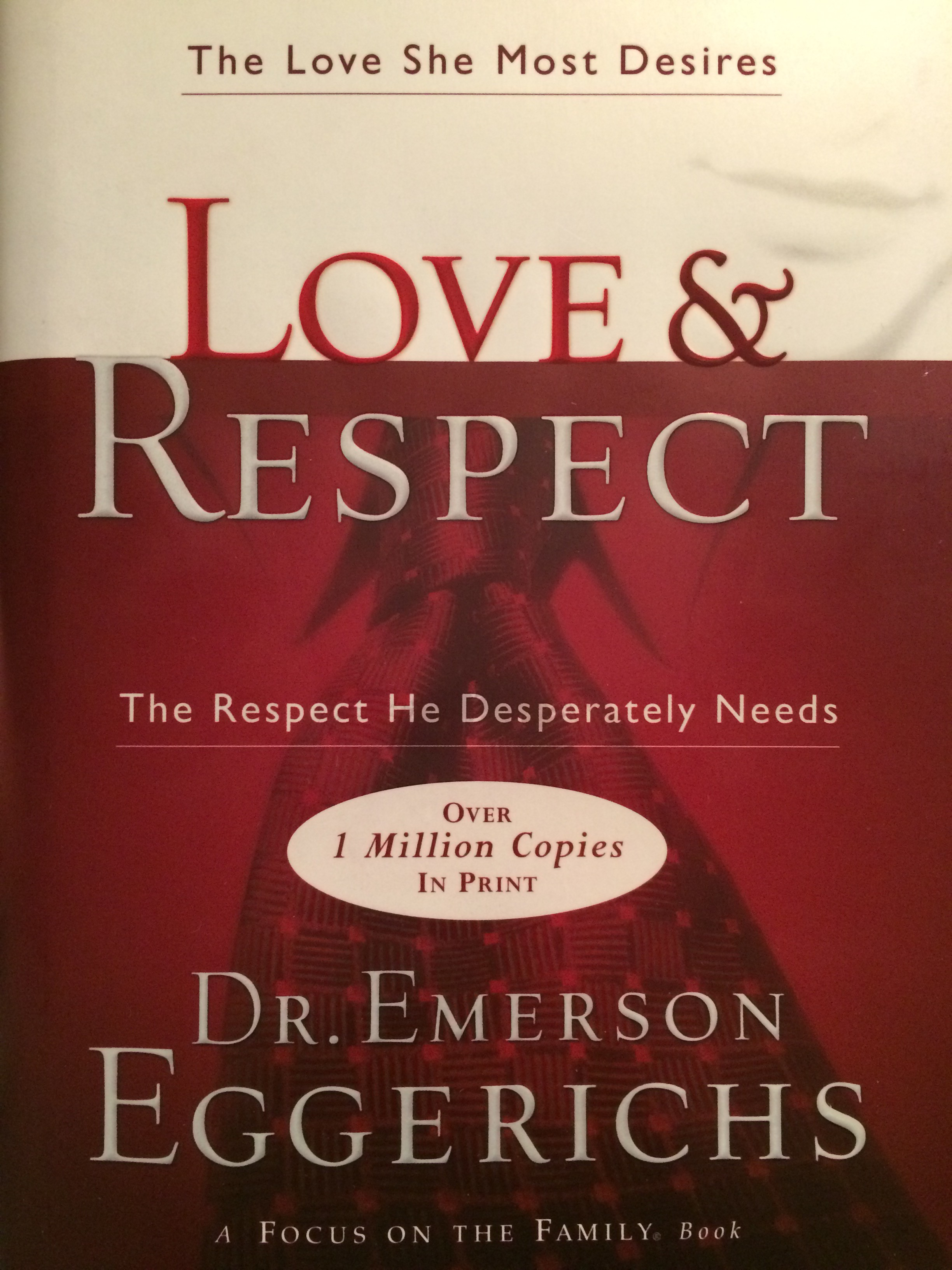 Pre Marriage Counseling Love Amp Respect Pt 1