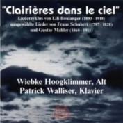 Cover Clairieres dans le ciel
