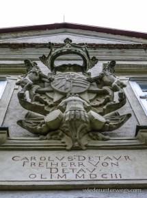 Schloss-Eingang