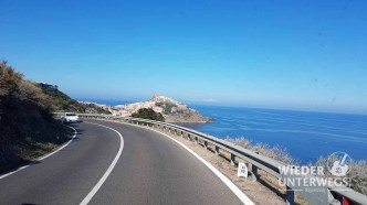 Fahrt nach Castelsardo