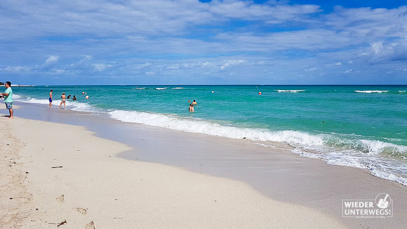 7Ways2Travel] Sommerurlaub im Winter - MIAMI BEACH - Wiederunterwegs.com