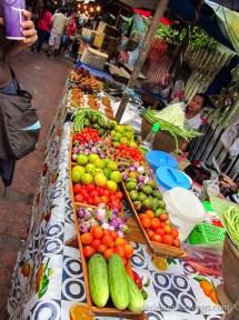 Erfreuliches Obst und Gemüse