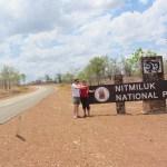 Einer geht noch: Nitmiluk National Park
