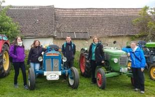 Traktorparade