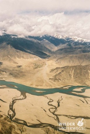 Am Weg nach Lhasa