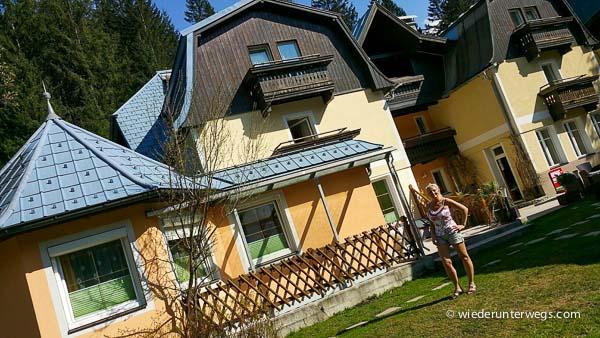 Gerti Gruber und ihre Residenz Gruber