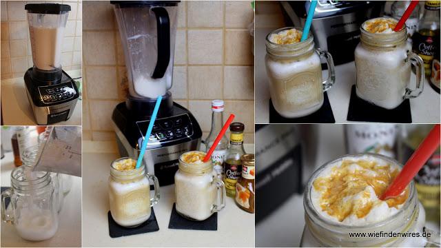 Eiskaffee - Standmixer