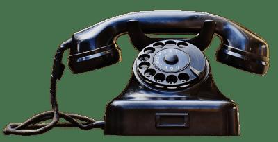 Moja historia - telefon stacjonarny