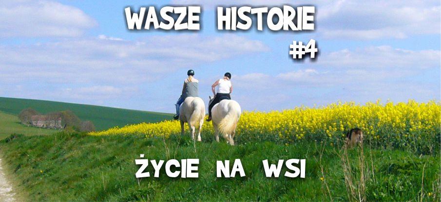 Wasze historie - Życie na wsi