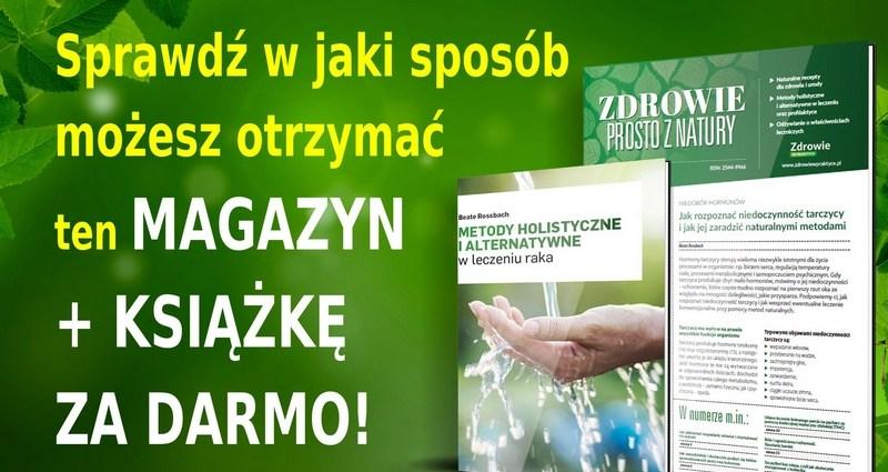 Gazeta + książka za darmo, gratis, bezpłatnie