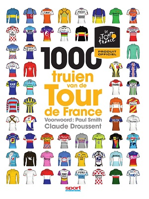 1000 truien van de Tour de France