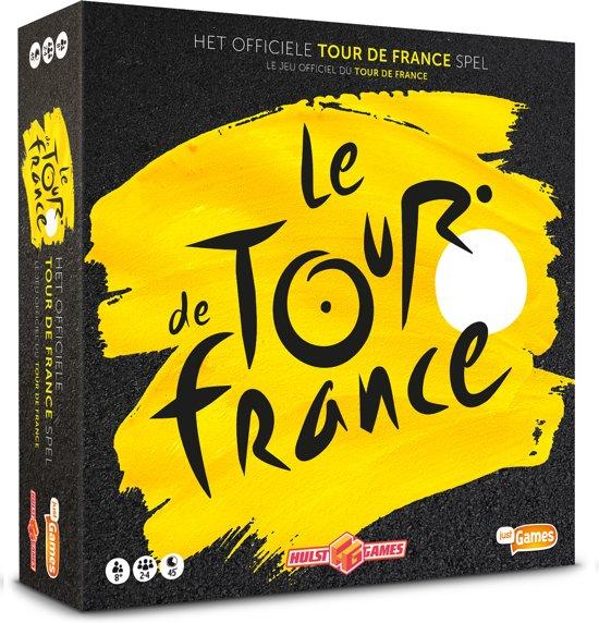 Het officiële Tour de France bordspel