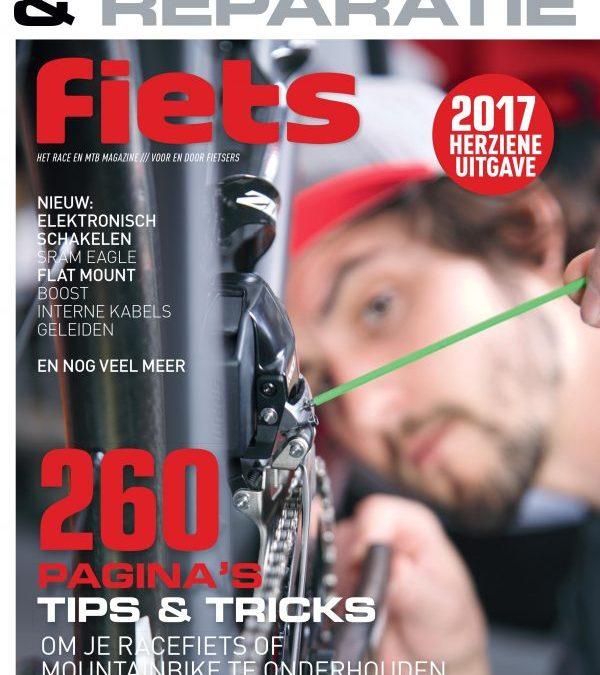 De hernieuwde fietsonderhoudsgids van Fiets!