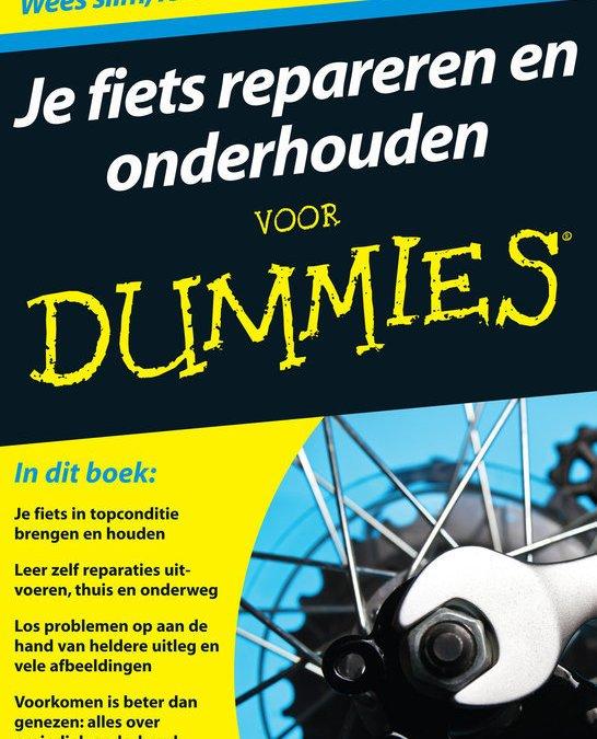 Je fiets repareren en onderhouden voor Dummies