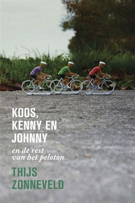 Koos, Kenny en Johnny (ebook)
