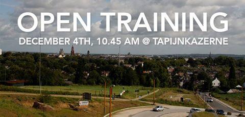 Open training met Tom Dumoulin