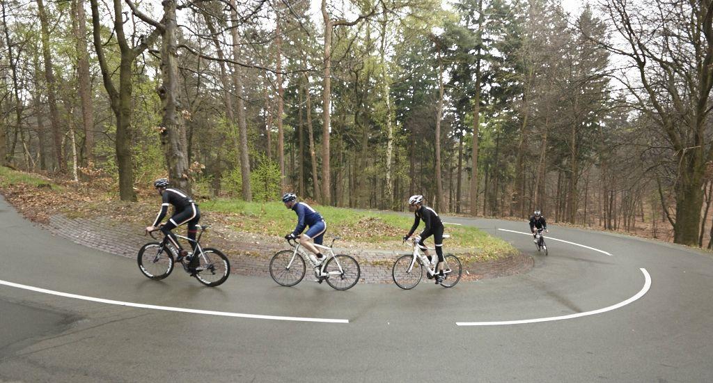 Opening van het toerseizoen van NL Tour Rides: Primavera Ride