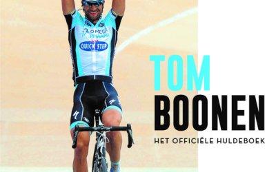 Tom Boonen, het officiële huldeboek