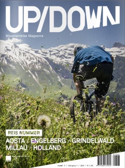 UP/DOWN Mountainbike magazine