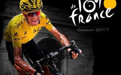 Verover de gele trui met Tour de France 2017 voor de PS4