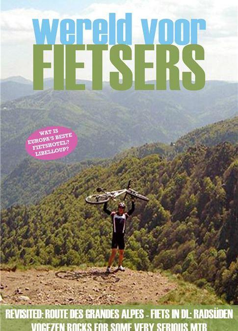 Wereld voor fietsers Editie 04 2016 (ebook)