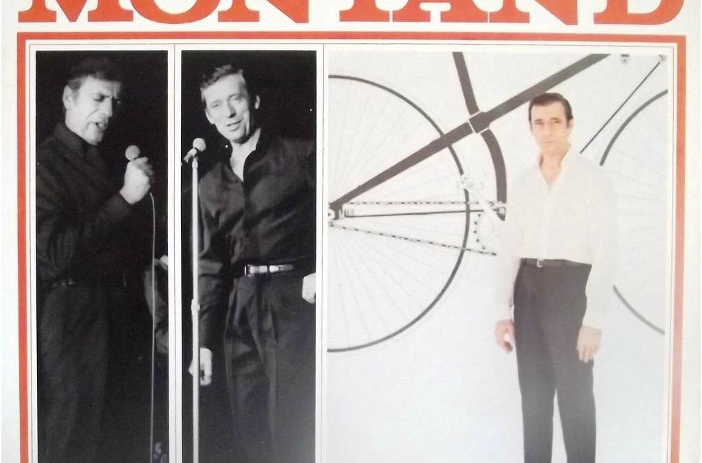 Yves Montand – La bicyclette