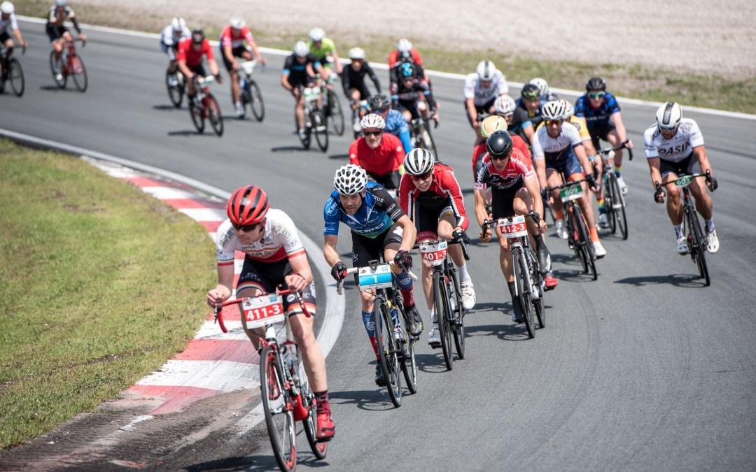 Cycling Zandvoort