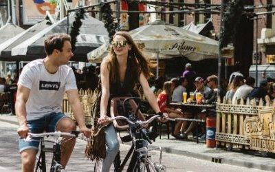 Elektrisch fietsen met Watt-fietsen!