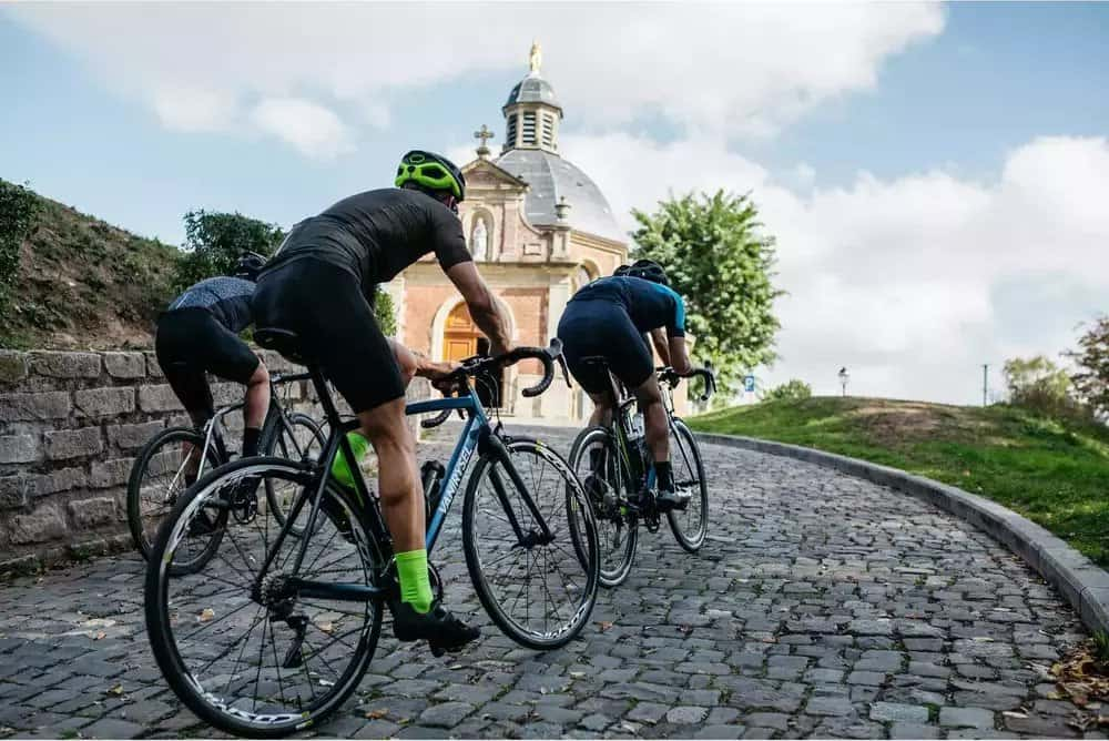 Review van Rysel fietsschoenen Decathlon