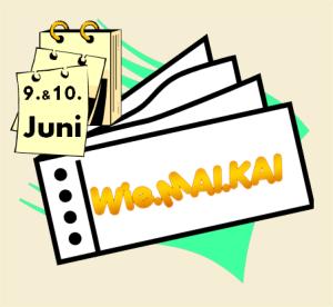 Wie.MAI.KAI 2012 Kartenverkauf