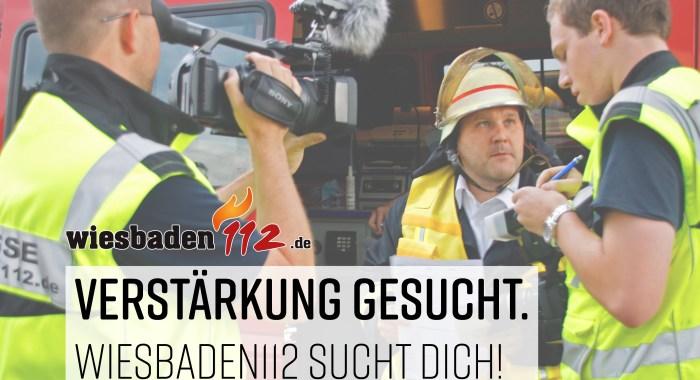 Wiesbaden112 sucht Verstärkung – wir freuen uns auf DICH!