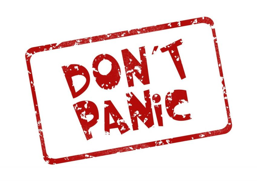 Guide Don't panic
